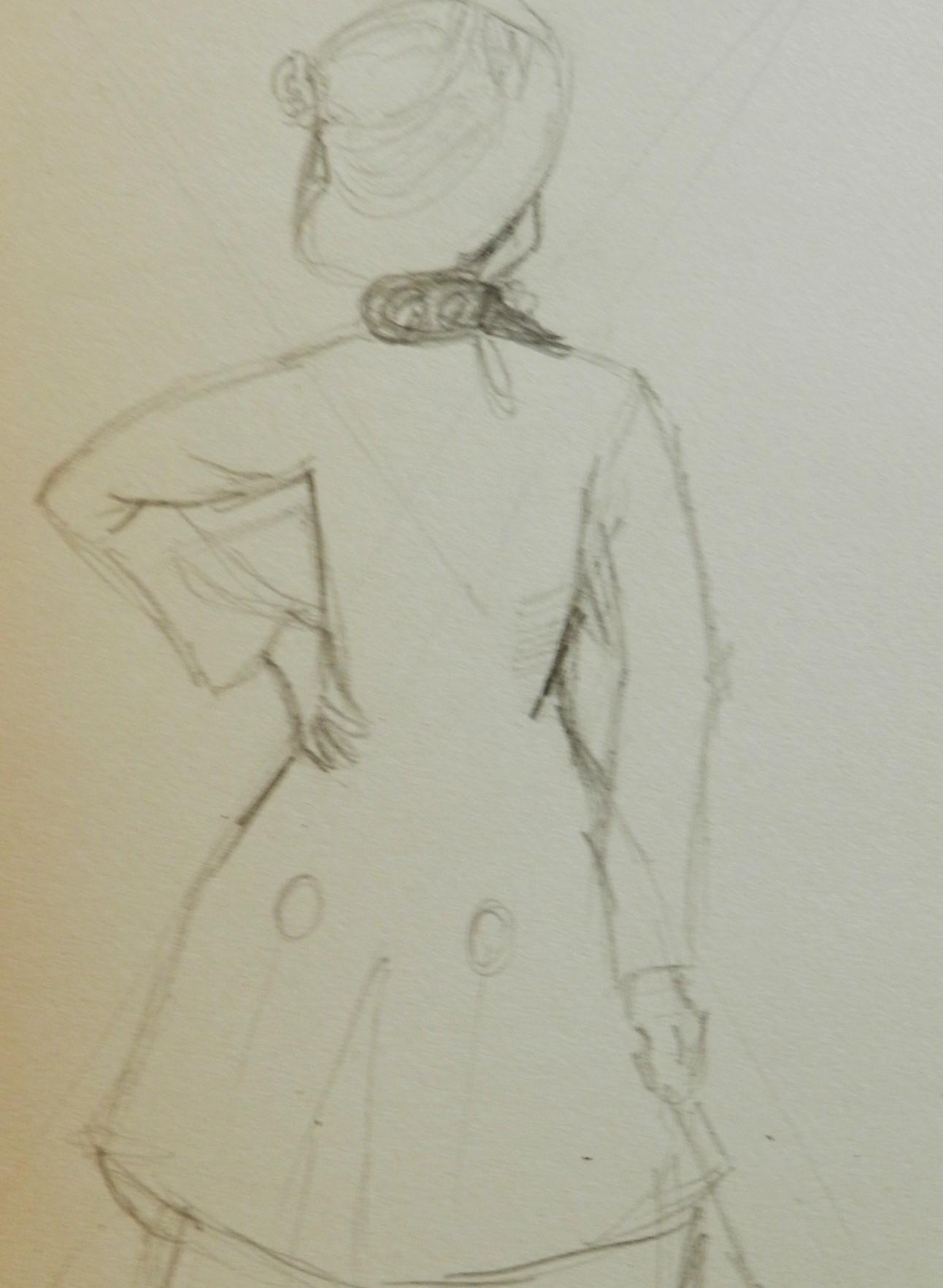min art blog sketch photo