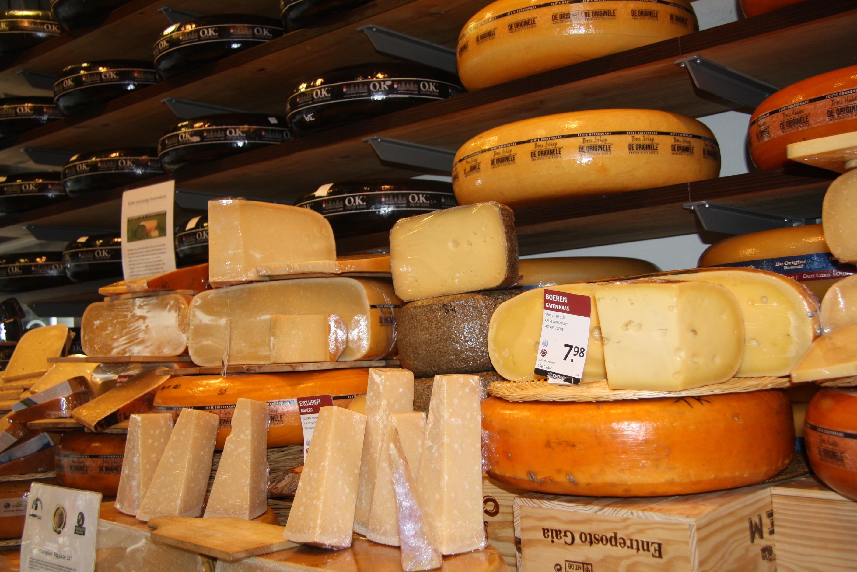 Amsterdam Cheese Market